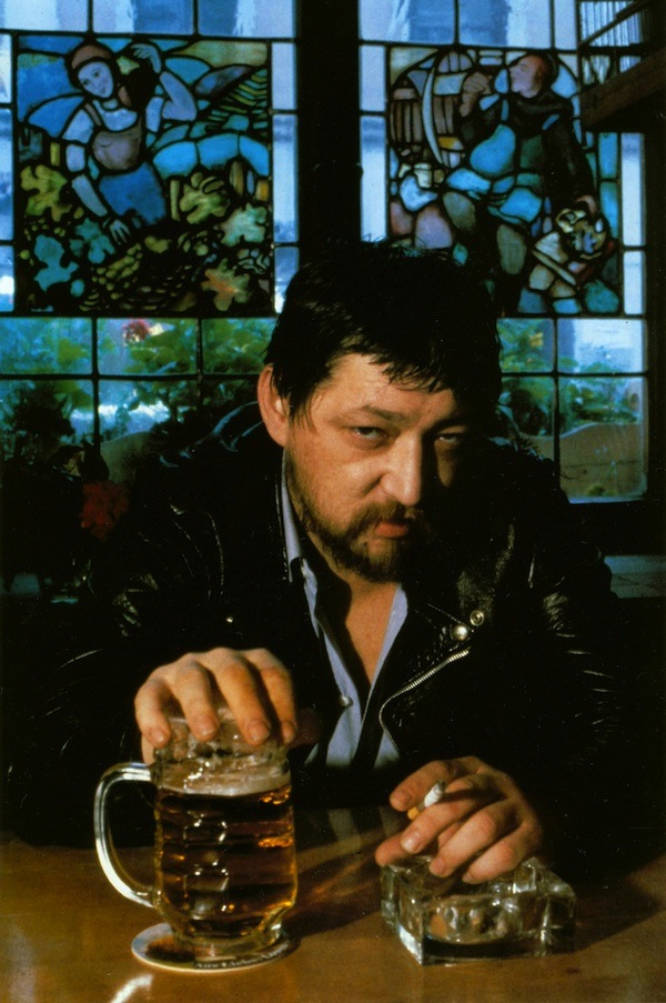 Fassbinder by Newton