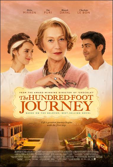 The Hundred-Foot Journey Poster (1)