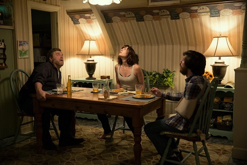 10 Cloverfield Lane.  Photo courtesy Paramount Pictures.