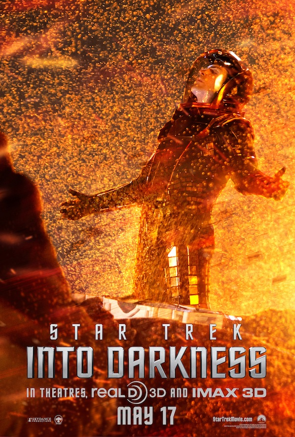 Spock In Star Trek Into Darkness