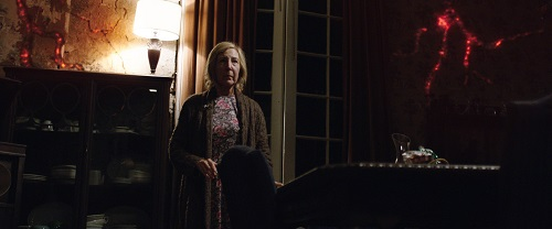 Lin Shaye in Abattoir, photo courtesy Momentum Pictures, 2016 All rights reserved.
