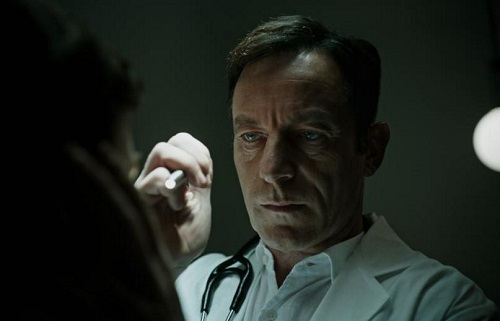 Jason Isaacs stars in Twentieth Century Fox's A Cure for Wellness. 2016 Twentieth Century Fox Film Corporation. All Rights Reserved.