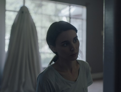 Rooney Mara in A Ghost Story, photo by Bret Curry, courtesy of A24.