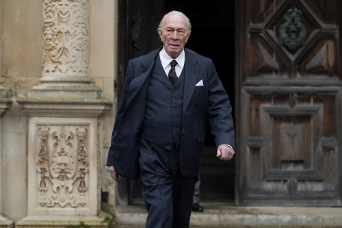 Christopher Plummer is J. Paul Getty in TriStar Pictures' ALL THE MONEY IN THE WORLD. Photo Credit: Giles Keyte, ©2017 ALL THE MONEY US, LLC. ALL RIGHTS RESERVED.