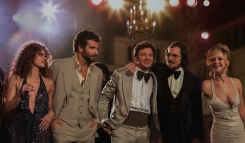 A scene from American Hustle.
