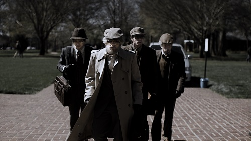 American Animals, photo courtesy Film4/The Orchard.