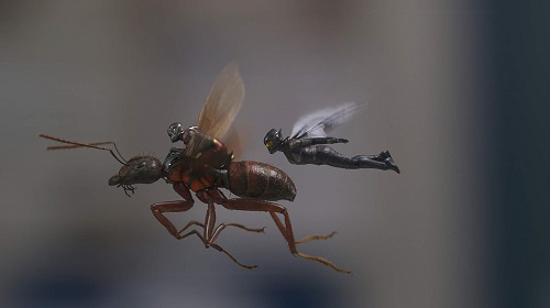 Ant-Man and the Wasp, courtesy Marvel Studios/Walt Disney Studios Motion Pictures.