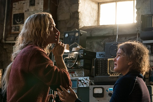 A Quiet Place, courtesy Paramount Pictures, All Rights Reserved.