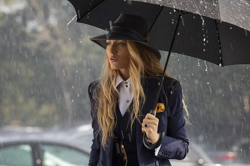 Blake Lively stars as Emily in A SIMPLE FAVOR. Photo Credit: Peter Iovino.
