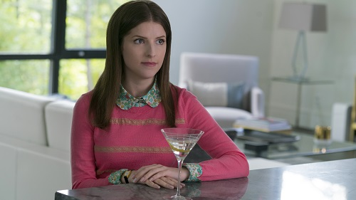 Anna Kendrick stars as Stephanie in A SIMPLE FAVOR. Photo Credit: Peter Iovino.