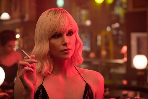 Atomic Blonde, photo courtesy Focus Features 2017.