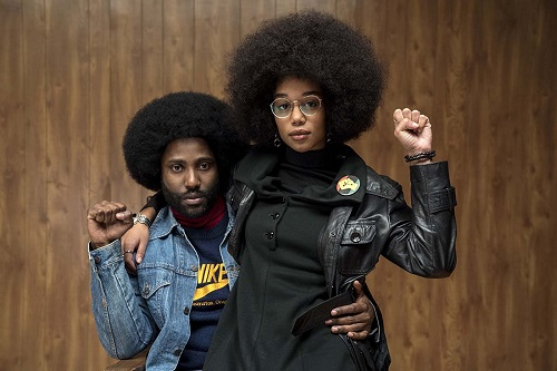 BLACKkKLANSMAN, image courtesy Focus Features/40 Acres & a Mule Productions/Blumhouse Productions.