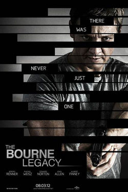 The Bourne Legacy One-Sheet