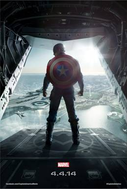 Captain America: The Winter Soldier Poster 2