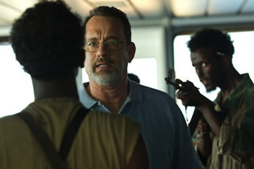 Tom Hanks in Captain Phillips. 2013 Hopper Stone / Lionsgate Films.