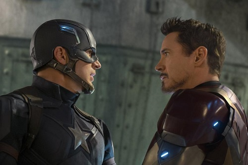 Captain America: Civil War. Photo courtesy Marvel Studios/Walt Disney Studios Motion Pictures.