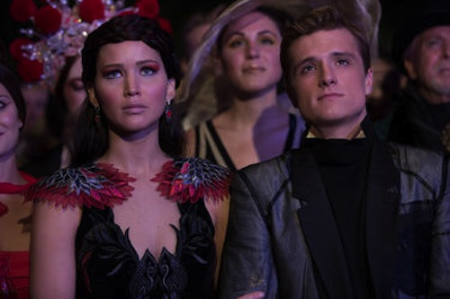 he Hunger Games: Catching Fire. 2013 Lionsgate.
