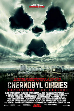 Chernobyl Diaries One-Sheet