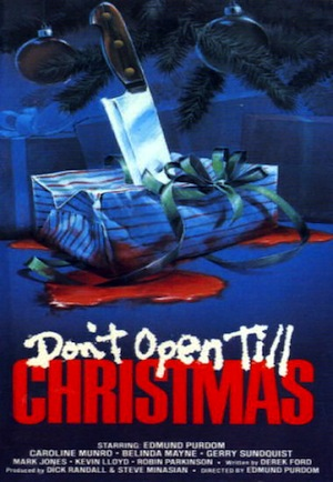 Don't Open Till Christmas