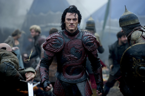 LUKE EVANS stars as Vlad in Dracula Untold, the origin story of the man who became Dracula. Gary Shore directs and Michael De Luca produces the epic action-adventure. Photo Credit: Jasin Boland Copyright: 2014 Universal Studios. ALL RIGHTS RESERVED.