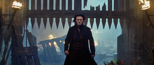 LUKE EVANS stars as Vlad in Dracula Untold, the origin story of the man who became Dracula. Gary Shore directs and Michael De Luca produces the epic action-adventure.  Photo Credit: Universal Pictures Copyright: 2014 Universal Studios. ALL RIGHTS RESERVED.