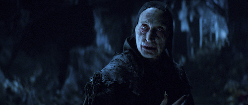 CHARLES DANCE as the Master Vampire in Dracula Untold, the origin story of the man who became Dracula. Gary Shore directs and Michael De Luca produces the epic action-adventure that stars Luke Evans in the title role.   Photo Credit: Universal Pictures Copyright: 2014 Universal Studios. ALL RIGHTS RESERVED.