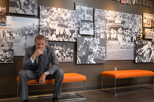 Kevin Costner in Draft Day. 2014 Summit Entertainment.