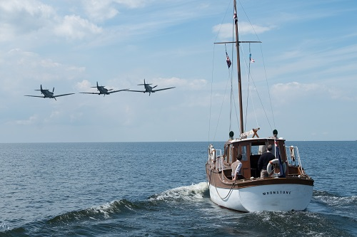 A scene from the Warner Bros. Pictures action thriller DUNKIRK, a Warner Bros. Pictures release. Photo credit: Melinda Sue Gordon.