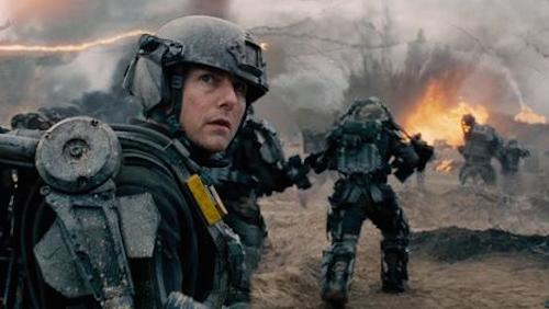 Edge of Tomorrow. 2014 Warner Bros.
