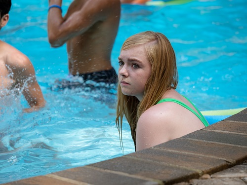 Elsie Fisher in Eighth Grade, photo by Josh Ethan Johnson, courtesy A24.