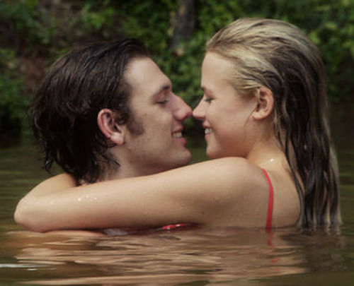 Alex Pettyfer and Gabriella Wilde in Endless Love. 2014 Universal Pictures.