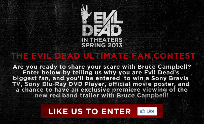 IGN Evil Dead Contest
