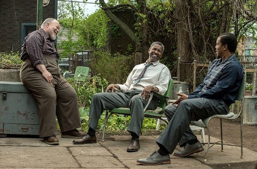 Fences, Photo Courtesy Paramount Pictures, 2016 All rights reserved.