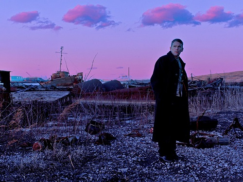 Ethan Hawke in First Reformed, courtesy A24.