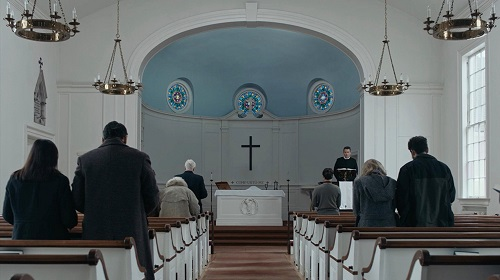 First Reformed, courtesy A24.