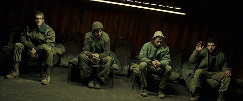 Foxtrot, courtesy Sony Pictures Classics, All Rights Reserved.