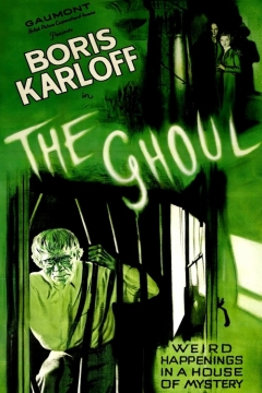 Boris Karloff in The Ghoul