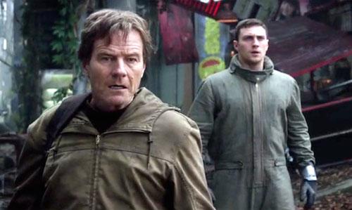 Godzilla. 2014 Warner Bros.