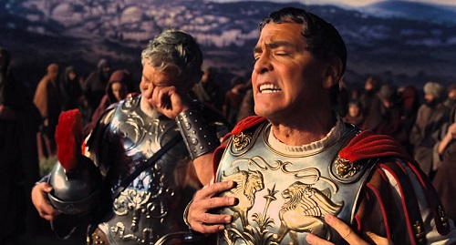 Hail, Caesar!  Photo courtesy of Universal Pictures.