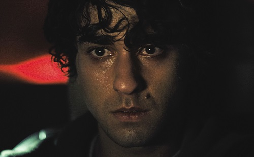 Alex Wolff in Hereditary, photo courtesy of A24.