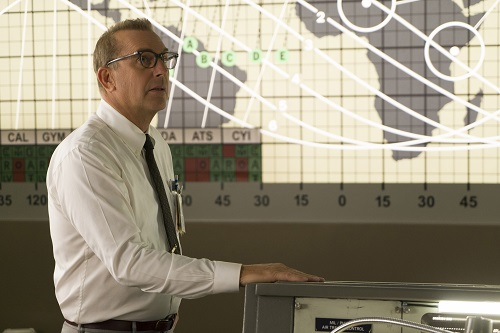 Kevin Costner stars as NASA official Al Harrison, in HIDDEN FIGURES. Photo Credit: Hopper Stone, 2016 Twentieth Century Fox Film Corporation. All Rights Reserved.