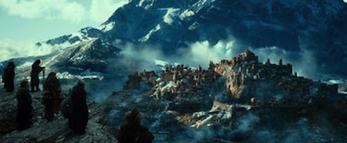 The Hobbit: The Desolation of Smaug. 2013 Warner Bros.