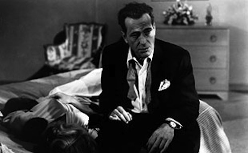 Humphrey Bogart in In A Lonely Place