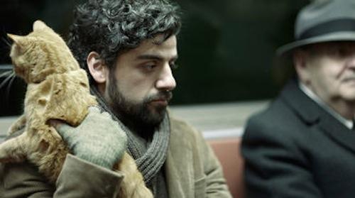 Oscar Isaac in Inside Llewyn Davis. 2013 CBS Films.