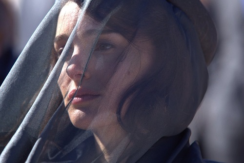 Natalie Portman in Jackie. Photo courtesy Fox Searchlight Pictures 2016, All Rights Reserved.