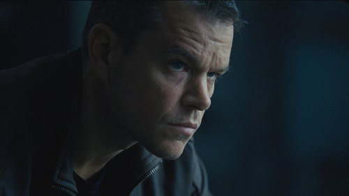 Matt Damon in Jason Bourne (2016). Courtesy Universal Pictures.