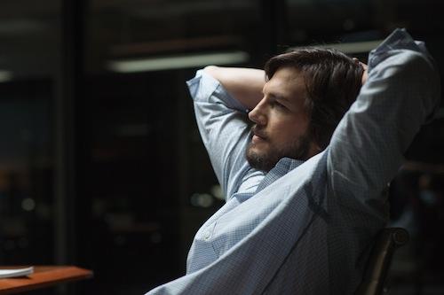 Ashton Kutcher in Jobs.