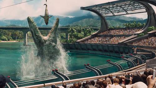 Jurassic World. 2015.