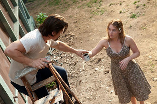 Josh Brolin and Kate Winslet in Labor Day. 2013 Paramount Pictures.