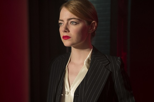 Emma Stone stars as 'Mia' in LA LA LAND, Photo by Dale Robinette courtesy Lionsgate, 2016 All rights reserved.